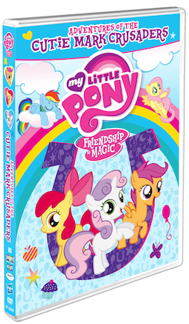 MY Little Pony: Adventures Of The Cutie Mark Crusaders