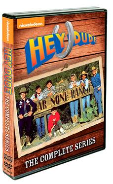 Hey Dude: The Complete Series DVD Review