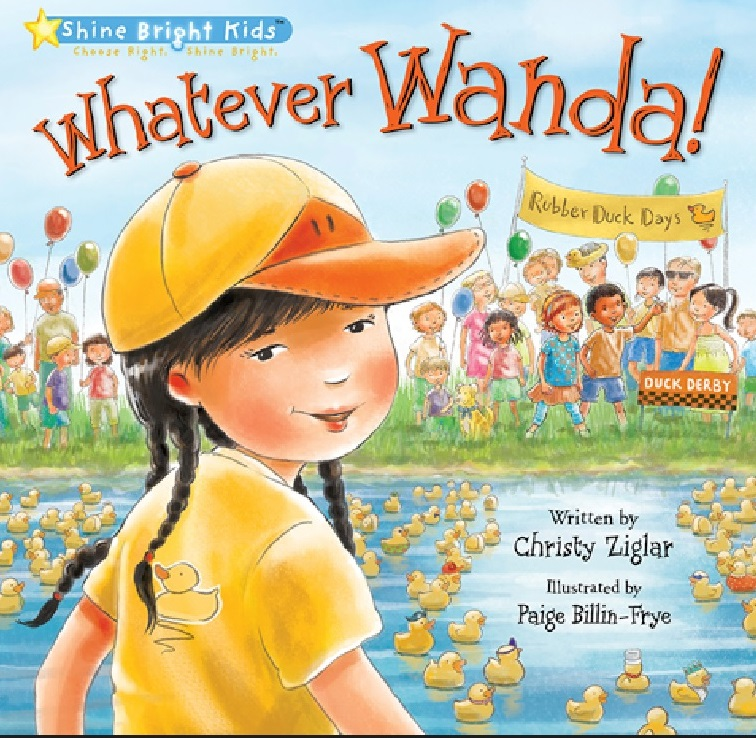 Whatever Wanda Book #Giveaway