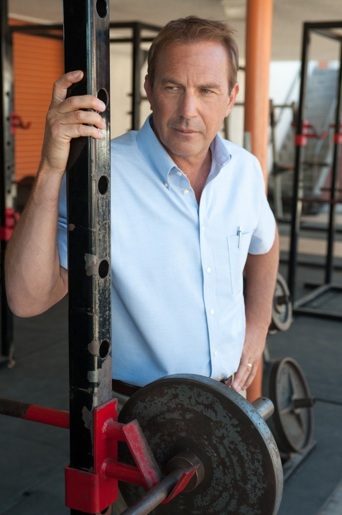 McFARLAND, USA..Coach Jim White (Kevin Costner)..Ph: Ron Phillips..©Disney 2015