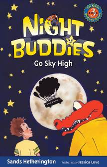 Night Buddies Go Sky High Book Review