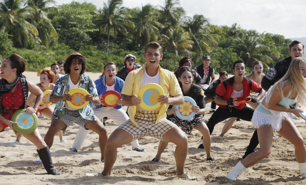 Teen Beach 2 Washes Ashore on Disney DVD