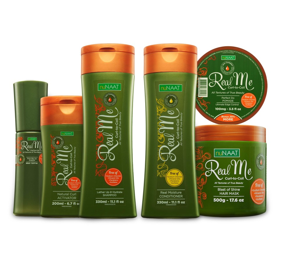 Enhance Your Curls With Real Me #nuNAAT