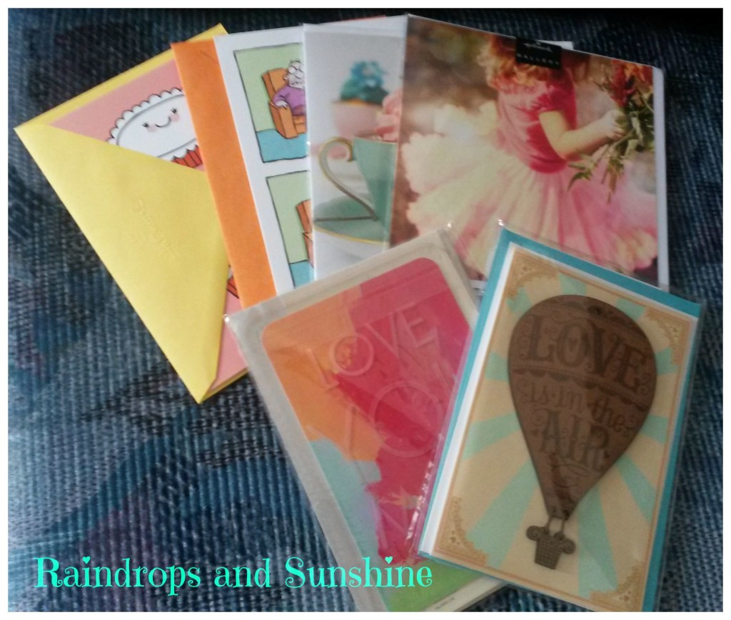 Take The Hallmark 7 Card Challenge #Giveaway