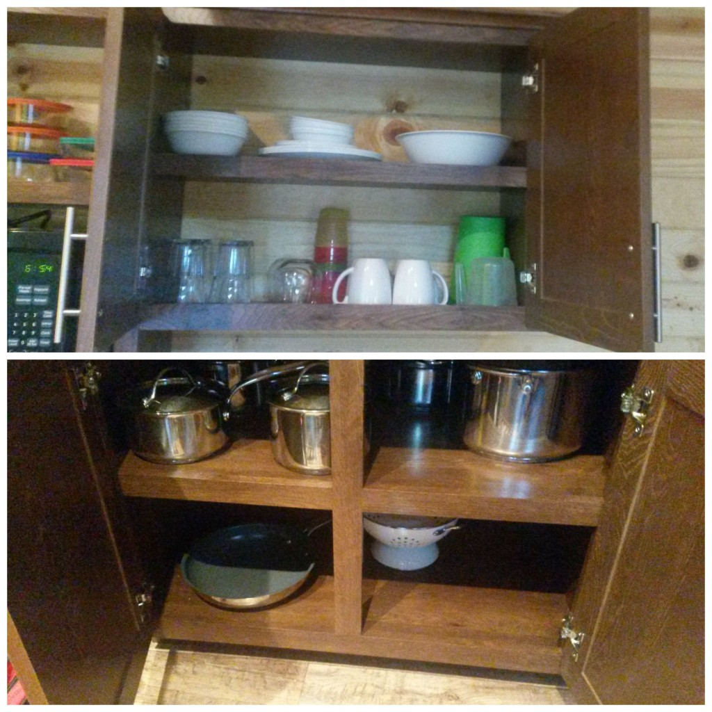 KOA Kitchen Cupboards