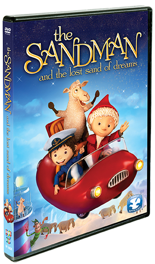 Sandman and the Lost Sand of Dreams #Giveaway
