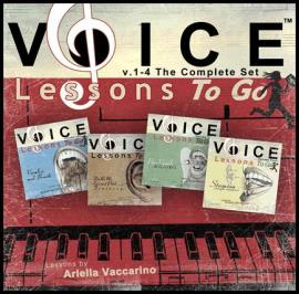 Improve Your Singing:  Voice Lessons To Go