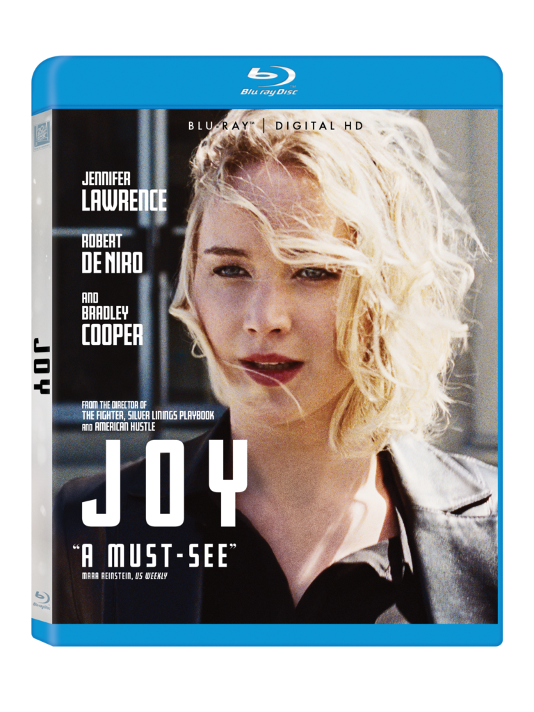 Joy Out Now on DVD & Blu-Ray #Giveaway
