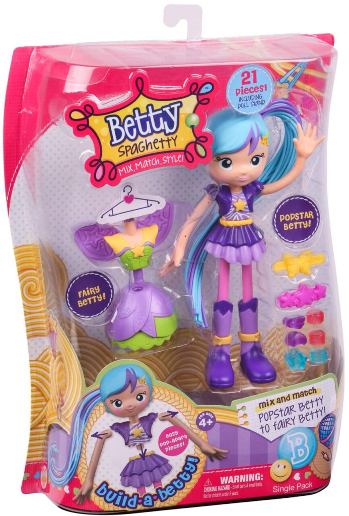 Build a Betty Spaghetty #HolidayGiftGuide