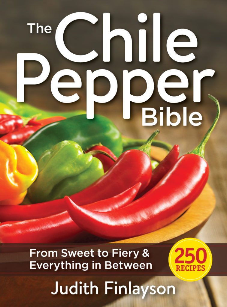 The Chile Pepper Bible Recipe Book