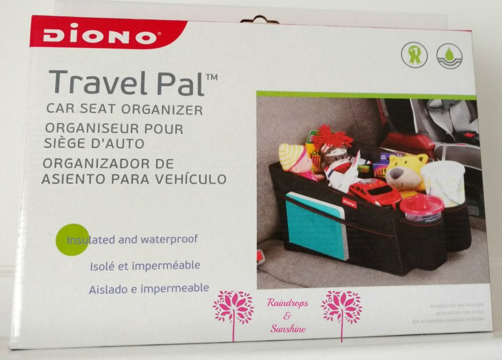 Family Travel Accessories From Diono #HolidayGiftGuide