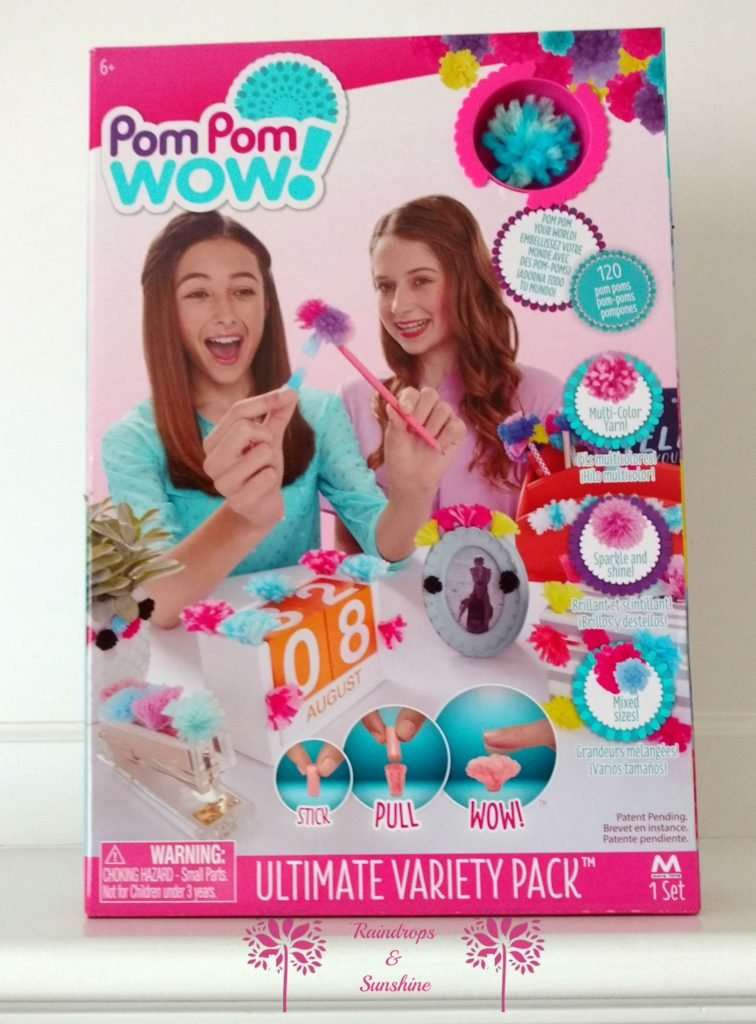 Beautify Your World With Pom Pom Wow #HolidayGiftGuide