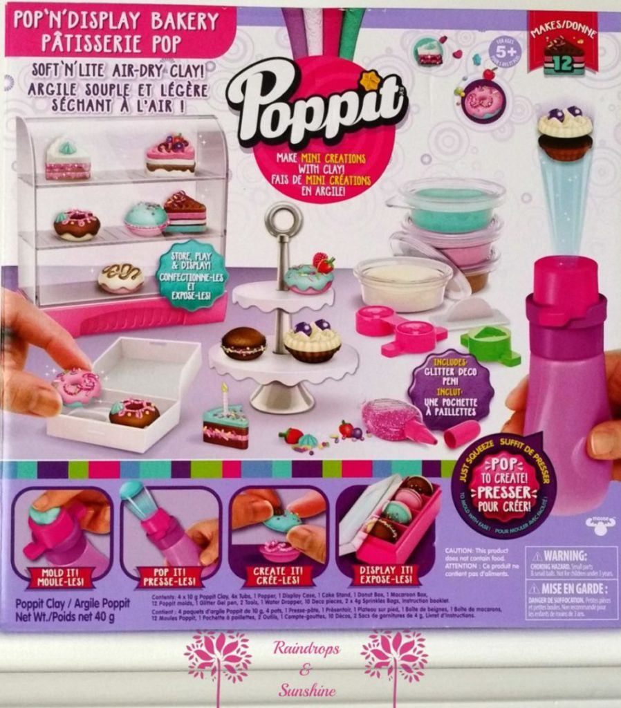 Make Tasty Treats With The Pop 'N' Display Bakery #HolidayGiftGuide