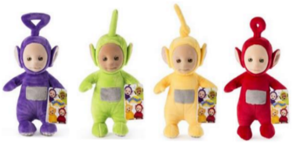 Modernized Teletubbies Now Airing on Family Jr