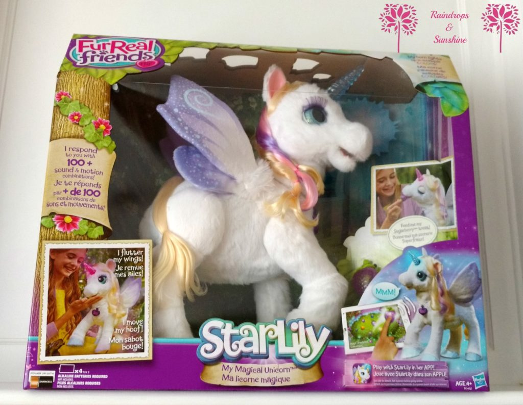 FurReal Friends StarLily #HolidayGiftGuide