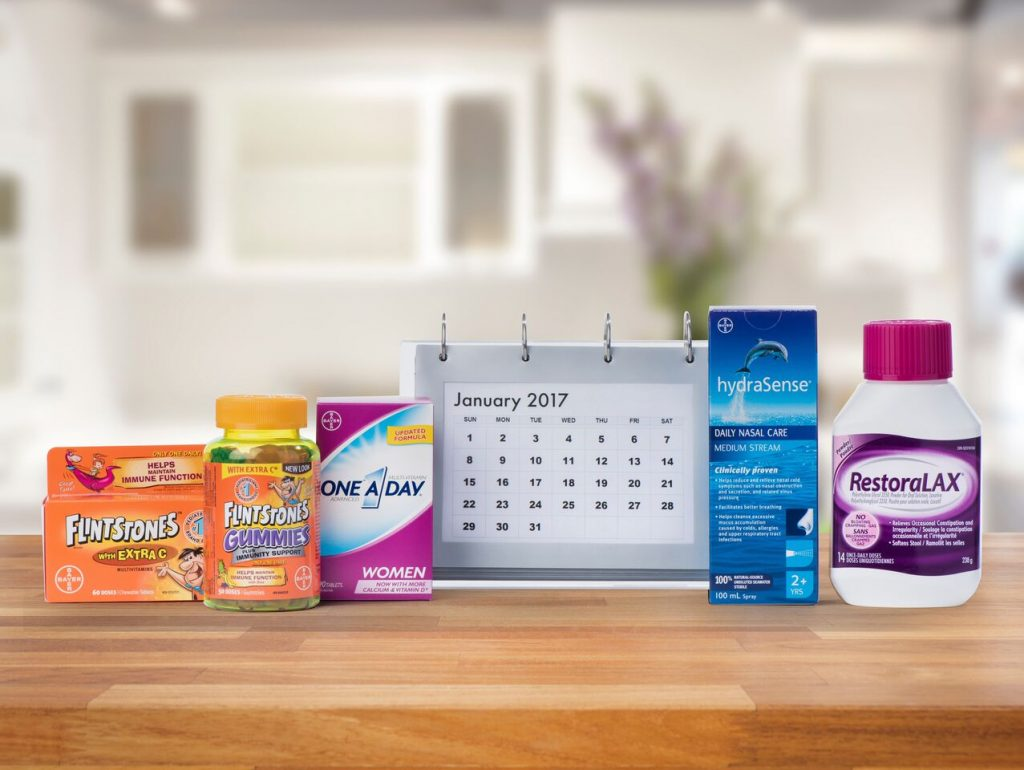 Make Realistic New Years Resolutions for a Healthy 2017 #ad
