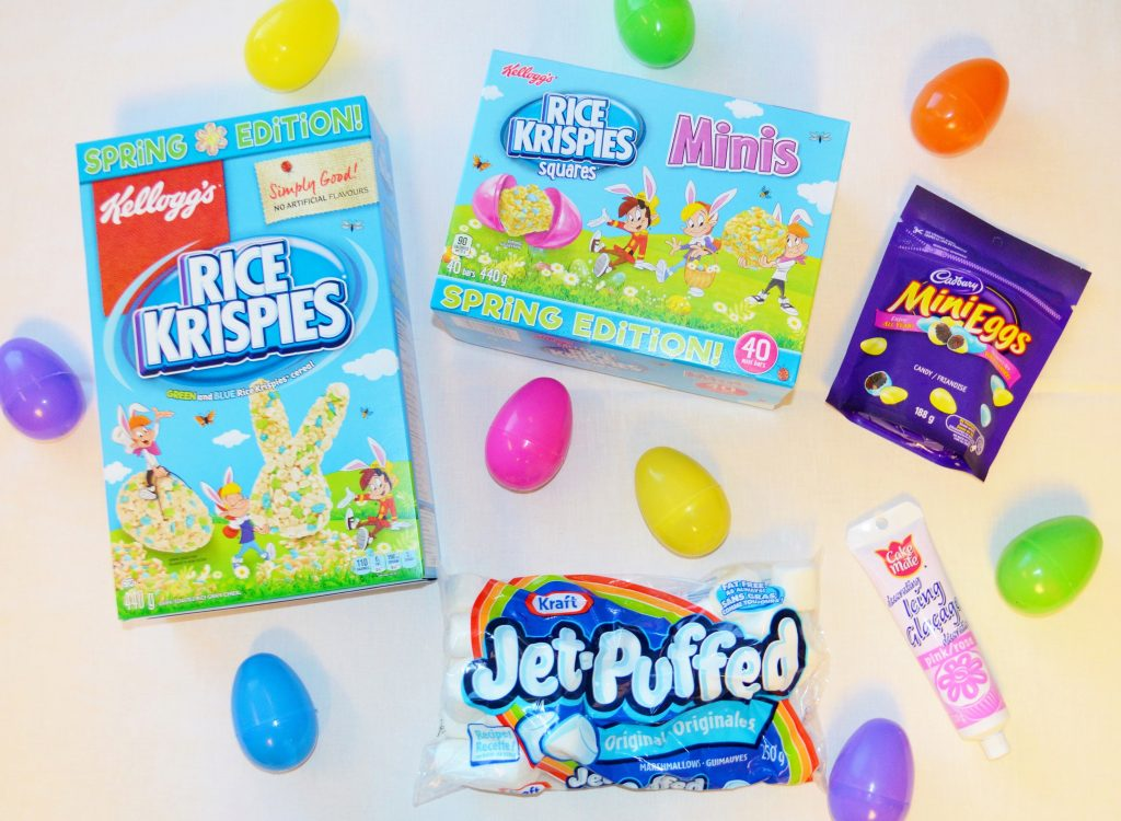 Hippity-hop into Spring With Kellogg's #RiceKrispiesSpring