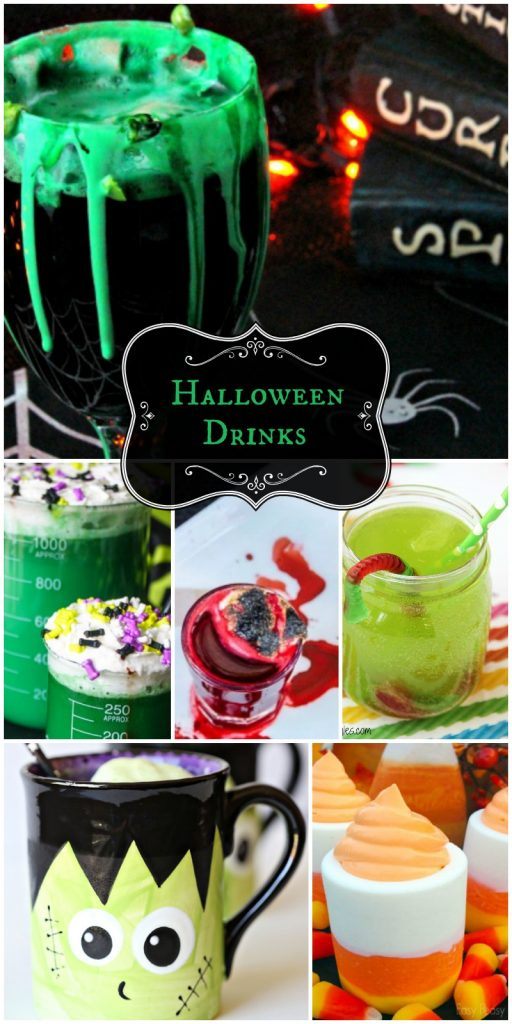 8 Wickedly Delicious Halloween Drink Recipes