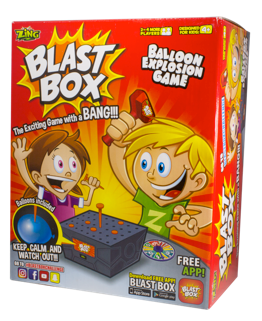 Blast Box the Gift With a Bang #HolidayGiftGuide