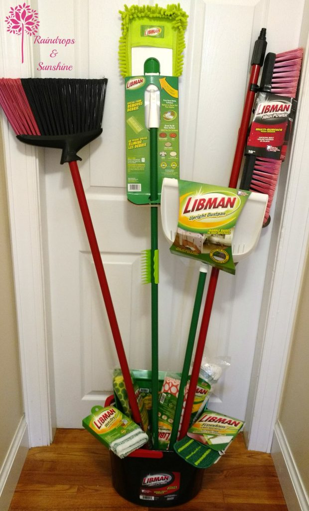 Clean Your Home For the Holidays With Libman