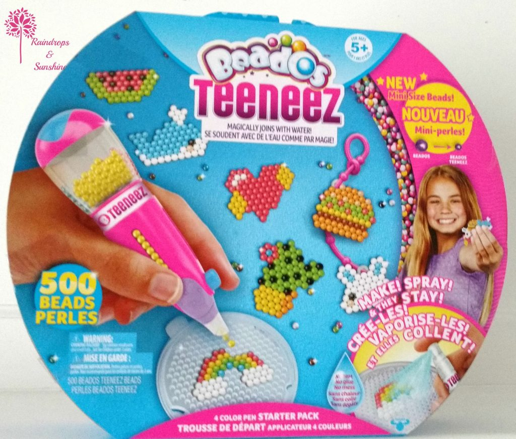 Get Crafty With the Teeneez Starter Pack