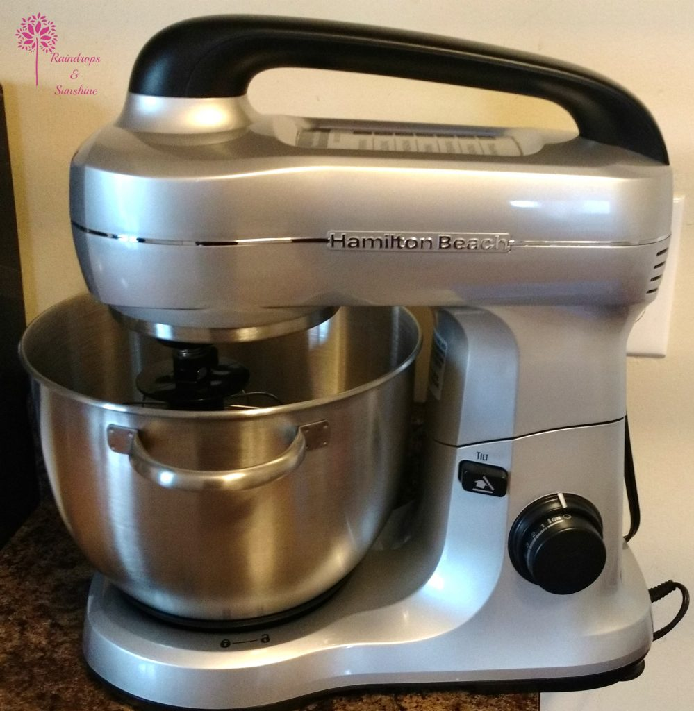 Whipping up Shortbread With the Hamilton Beach Stand Mixer