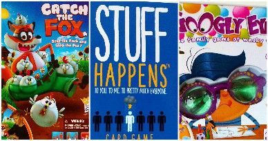 3 Great Games for Family Night #HolidayGiftGuide