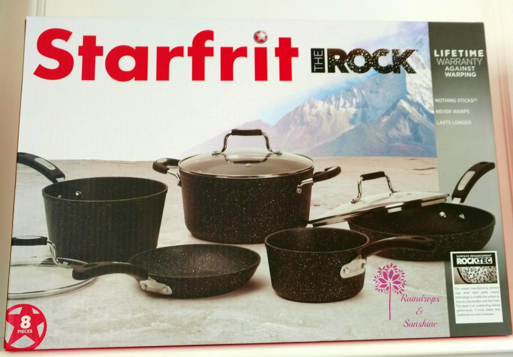 Stock up Your Kitchen With Starfrit #HolidayGiftGuide