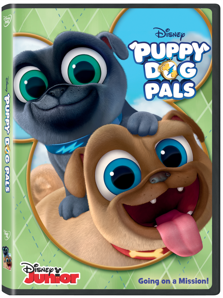 Puppy Dog Pals Going on a Mission